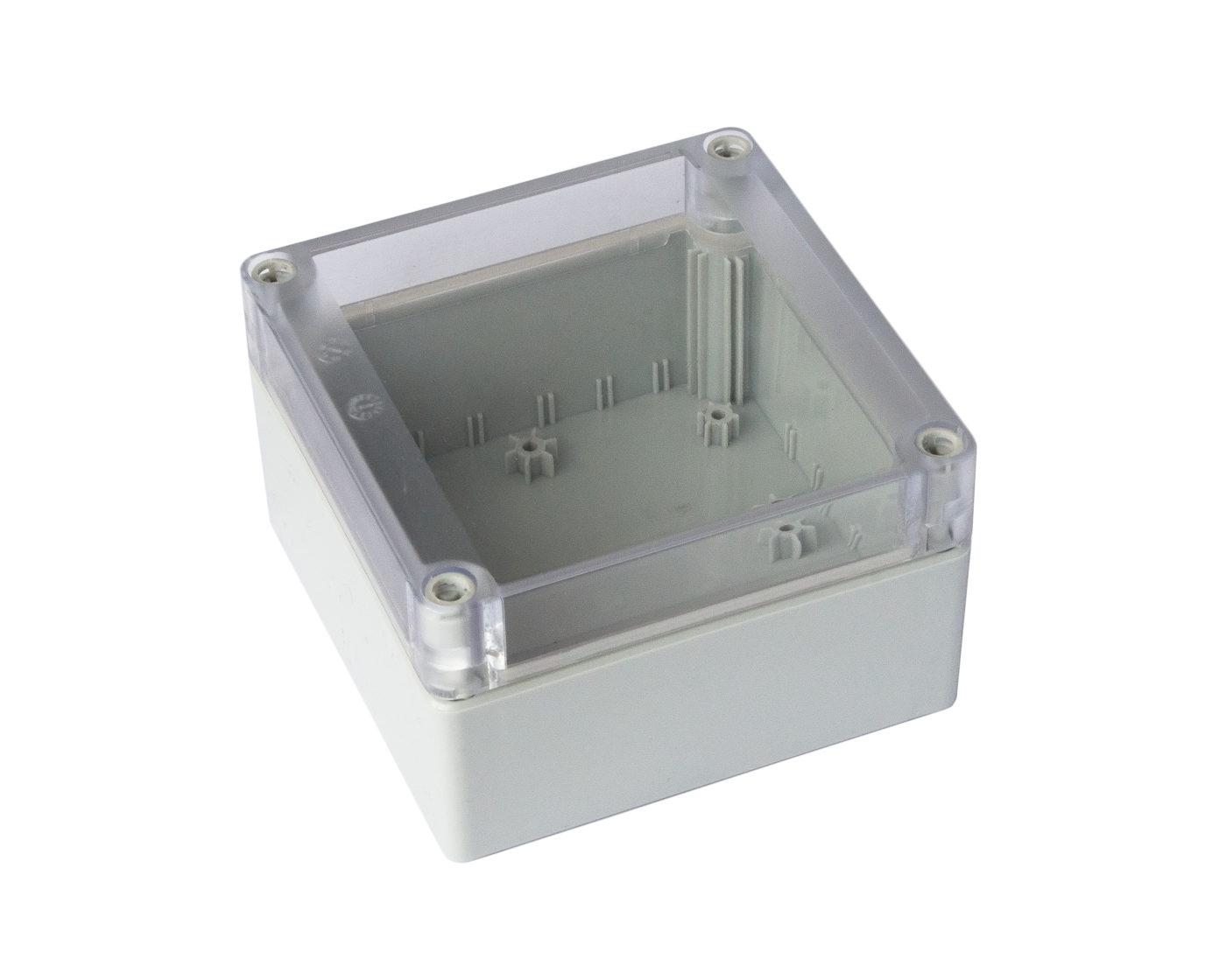125x125x75mm DN12E IP66 ABS Enclosure